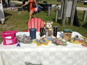 Scentsy Spoil Yourself Boutique Table
